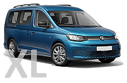 VW Caddy 5 XL