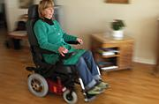 Carony GO – the electrical transporting wheelchair