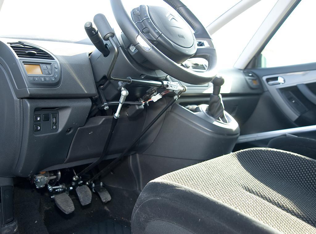 Dsc on Car Control Module