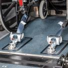 Odnímatelné zadní pásy (SnC)