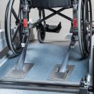 Vestavěné zadní pásy (FLR)
